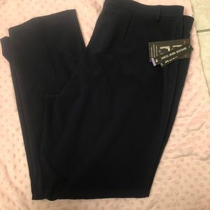 Briggs New York dark slacks size 18